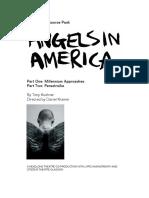 Angels in America Teachers Resource Pack