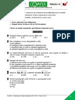 Subiect Si Barem Matematica EtapaN ClasaIII 14-15