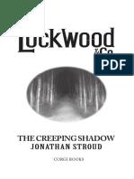 Lockwood & Co. #4 - Creeping Shadow excerpt