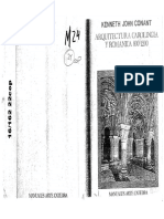 Conant Kenneth John - Arquitectura carolingia y rom+ínica 800-1200 (Selecci+¦n)