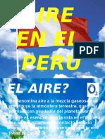 LA CALIDAD DEL AIRE EN EL PERÙ.pptx