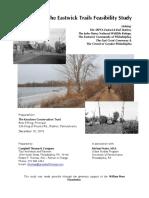 Eastwick Trails Feasibility Study