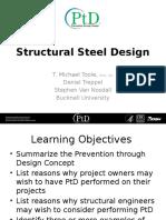 Bucknell Steel PtD Module Nov 22