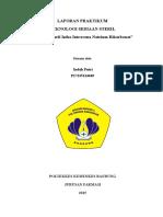 Laporan Infus Natrium Bikarbonat 1,39%_Bu Rahma_Indah Putri_2A