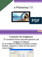 Presentacion de Adobe Photoshop - Creación de Imagenes
