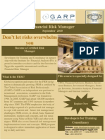 Financial Risk Manager FRM-Sep-2010