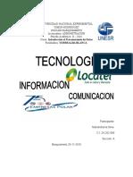 Tecnología, Información y Comunicación en las Empresas