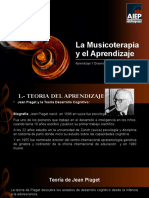 La Musicoterapia y El Aprendizaje