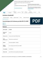 Ordinateur Portable HP G72-b50EF