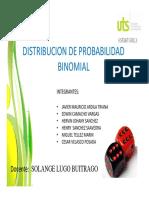 DISTIBUCION DE PROBABILIDAD BINOMIAL - expo.pdf