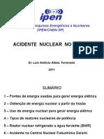 Acidente Nuclear No Japao
