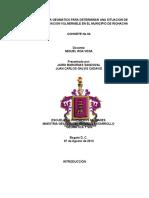Situacion de Riesgo o Sitio Vulnerable Riohacha (Guajira)