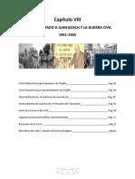 Golpe de Estado a Juan Bosch y La Revolucion
