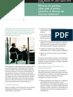 Accenture Eficacia Sin Glamour