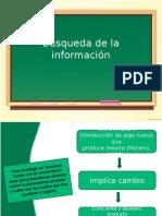 Búsqueda de la información para la innovación educativa (1)