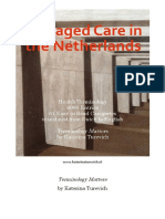Managed Care in the Netherlands, Health Care Bilingual Terminology NL-EN