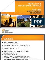 Construction Regulations