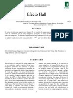 Efecto Hall