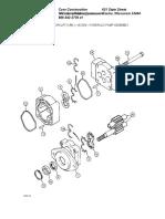 Hydraulic Pump Assembly (1)
