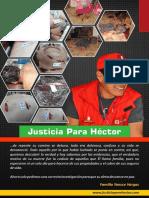 Caso Hector Yancce Vargas
