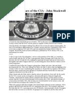 The secret wars of the CIA - John Stockwell.pdf