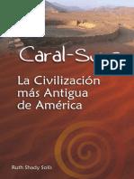 Libro Caral Supe La Civilizacion 2008