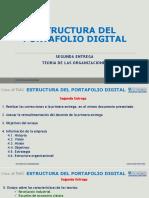 Estructura Del Portafolio Segunda Entrega