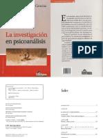 La investigación en psicoanálisis.pdf