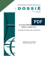 Aliança Estratégica Brasil-Argentina