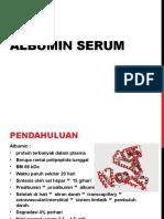 hipoalbuminemia