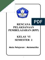 rpp-matematika-kelas-6-smt-2