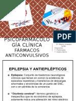 ANTICONVULSIVBANTES PSICOFARMACOLOGÍA