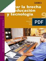 Cerrar La Brecha en Educación y Tecnología (1) l