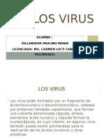 Diapositiva Del Virus