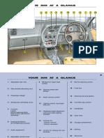 peugeot 306 owners manual 2001