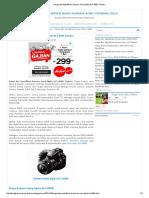 Harga Dan Spesifikasi Kamera Sony Alpha SLT-A58K Terbaru