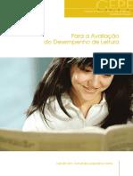 Para a Avaliação do Desempenho de Leitura.pdf