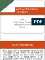 Data Acquisition Techniques PPT
