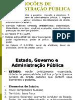 Adm Pública - Resumos - Mccursos