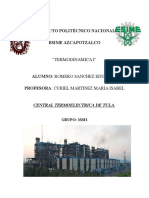 Central Termoeléctrica de Tula