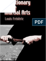 A Dictionary of the Martial Art - Louis Frederic