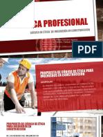 Ética Profesional Codigo Etico - Copia