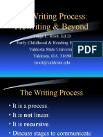 Writing Process Workshop3(for Teachers)