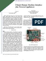 Development of Smart Human Machine Interface.pdf