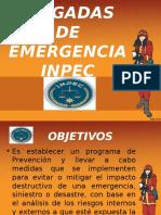 Brigadas de Emergencia Inpec