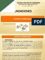 Unidad 6 Zapatas Combinadas