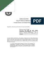 1720 Ley 996 de 2005 Sobre Garantías Electorales.