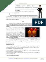 Guia Cnaturales 8basico Semana6 La Materia y Sus Transformaciones Abril 2013