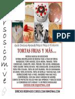Tortas Frias - Tiramisu IV