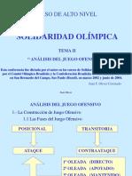 Analisis Del Juego DE BALONMANO